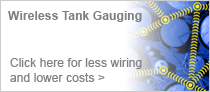 wireless tank gauging